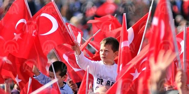 Cumhurbaşkanı Erdoğan İnegöl'de
