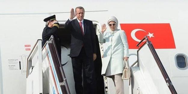 Cumhurbaşkanı Erdoğan İngiltere'ye gidiyor