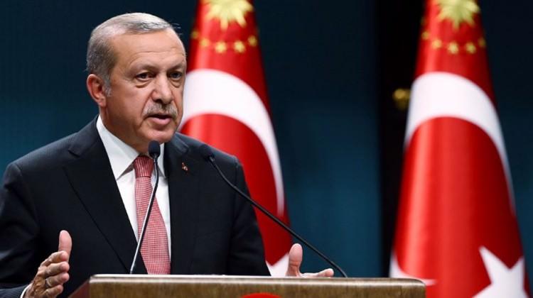 Erdoğan isimlerini tek tek yazıp Twitter'dan paylaştı