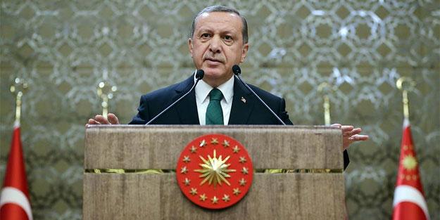 Erdoğan resti çekti: İspat ederse görevi bırakırım