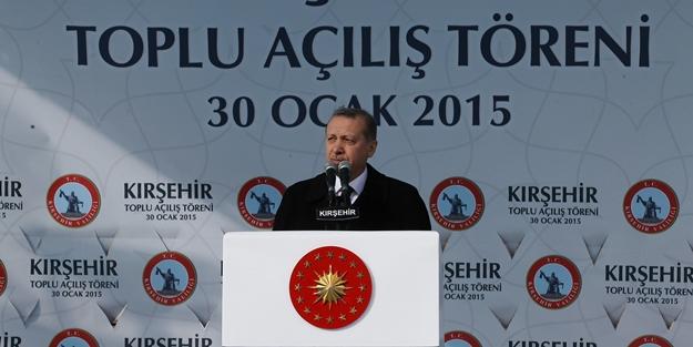 Cumhurbaşkanı Erdoğan, Kılıçdaroğlu'nu yerden yere vurdu