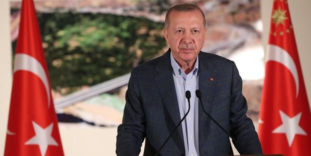 Cumhurbaşkanı Erdoğan: Kimin ne dediğine değil milletimizin dediğine baktık
