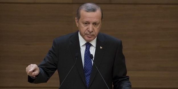 Cumhurbaşkanı Erdoğan'dan KKTC Cumhurbaşkanı'na cevap