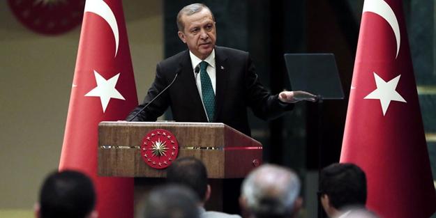 Cumhurbaşkanı Erdoğan Batı'yı yerin dibine soktu