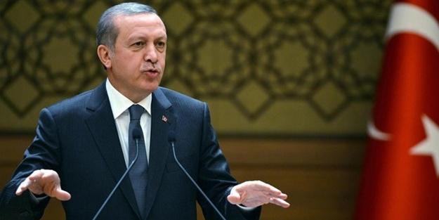 Erdoğan: Siz işinize bakın biz işimizi biliriz