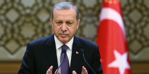 Erdoğan'dan salonu ayağa kaldıran sözler