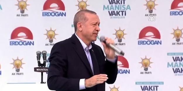 Cumhurbaşkanı Erdoğan'dan Almanya'ya sert tepki!