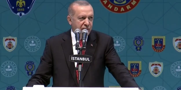 Cumhurbaşkanı Erdoğan: Dolarlar, aurolar sizi kurtarmaz