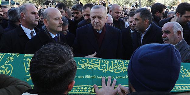 Cumhurbaşkanı Erdoğan deprem bölgesinde... Önemli açıklamalar!