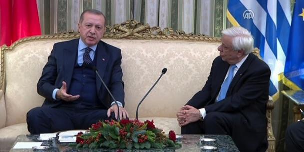 Cumhurbaşkanı Erdoğan: Lozan uygulamada değil