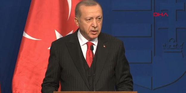 Başkan Erdoğan duyurdu: 13 kişiyi yakaladık elimizdeler!