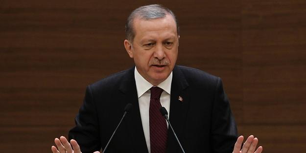 Erdoğan 18 yıl öncesini hatırlattı, muhtarlar ayağa kalktı