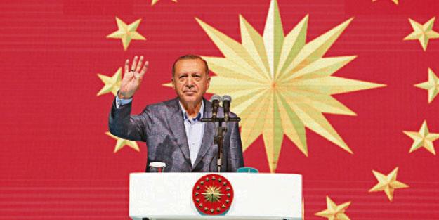 Erdoğan müjdeyi verdi: Bin TL dağıtılacak