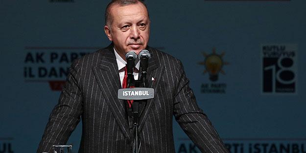 Cumhurbaşkanı Erdoğan net konuştu: Kalemini kırarız!