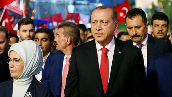 Cumhurbaşkanı Erdoğan o ismi yanına koruma olarak aldı
