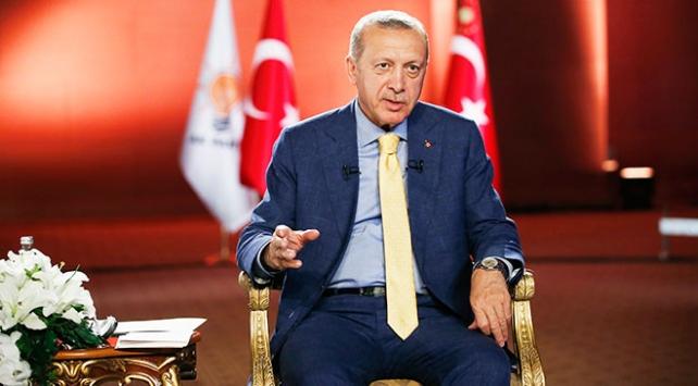 Cumhurbaşkanı Erdoğan: OHAL tekrar gelirse terörle mücadele için gelir