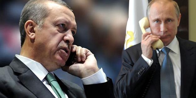 vladimir putin erdogan telefon ile ilgili görsel sonucu