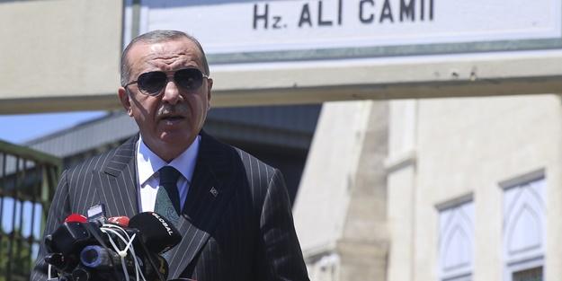 Cumhurbaşkanı Erdoğan Sakarya'daki acı bilançoyu açıkladı