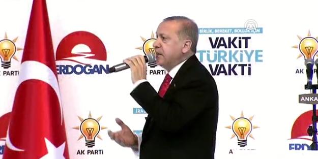 Cumhurbaşkanı Erdoğan seçim beyannamesini açıklıyor