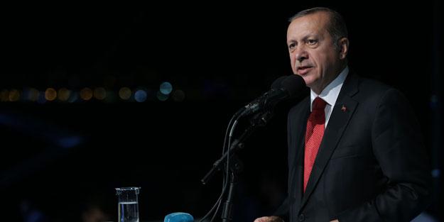 Erdoğan: Sırça köşk gibi paramparça oldu