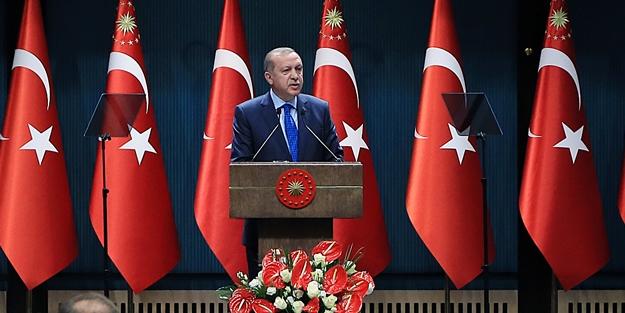 Cumhurbaşkanı Erdoğan: Türkiye'nin akıncıları...
