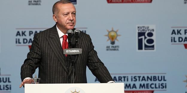 Cumhurbaşkanı Erdoğan Türkiye'nin Suriye'den çekilme şartını açıkladı