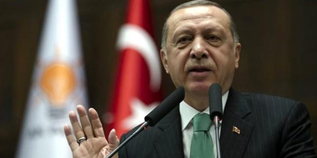 Cumhurbaşkanı Erdoğan: Vakit dolunca harekata kaldığı yerden devam edeceğiz