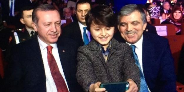Erdoğan'dan ve Gül'den sürpriz görüşme