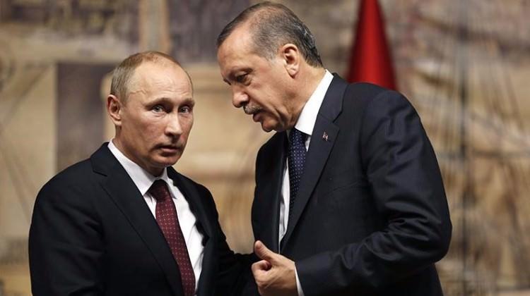 Cumhurbaşkanı Erdoğan ve Putin'den Moskova'da tarihi zirve