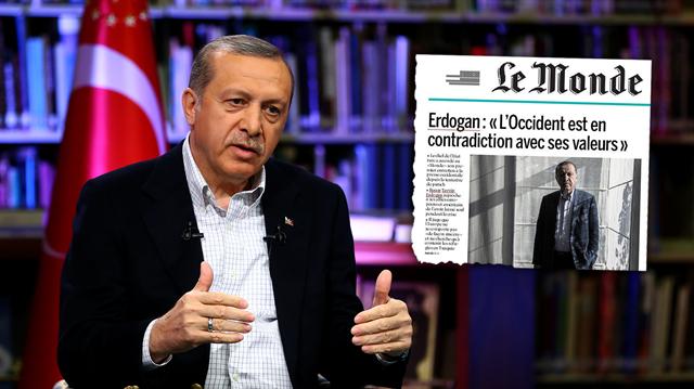 Cumhurbaşkanı Erdoğan: Vize muafiyeti uygulanmazsa anlaşma devam etmez