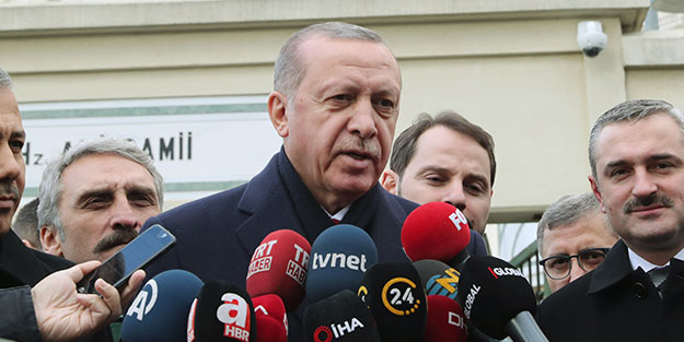 Cumhurbaşkanı Erdoğan, yeniakit.com.tr kameraları aracılığıyla  23 Haziran çağrısı yaptı: Hırsızlara imkan vermeyin