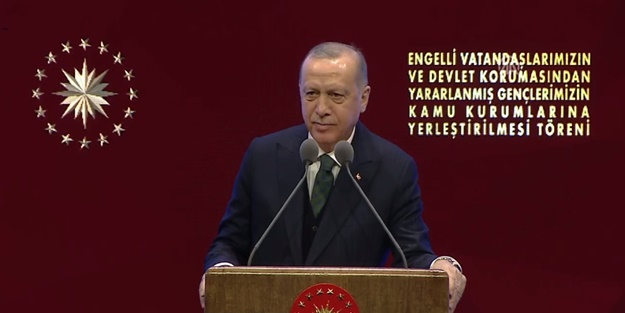 Cumhurbaşkanı Erdoğan'dan 2020 yılı için önemli çağrı