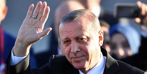 Erdoğan'dan Öğretmenler Günü mesajı