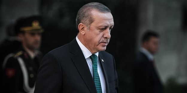 Cumhurbaşkanı Erdoğan'dan Abdullah Güle'e taziye