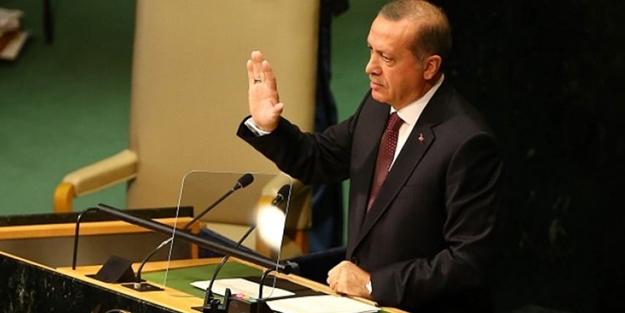 Cumhurbaşkanı Erdoğan'dan AB'ye: Adaletten büyük değilim