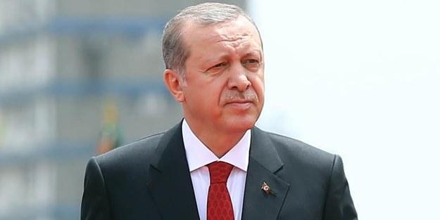 Cumhurbaşkanı Erdoğan'dan anma mesajı