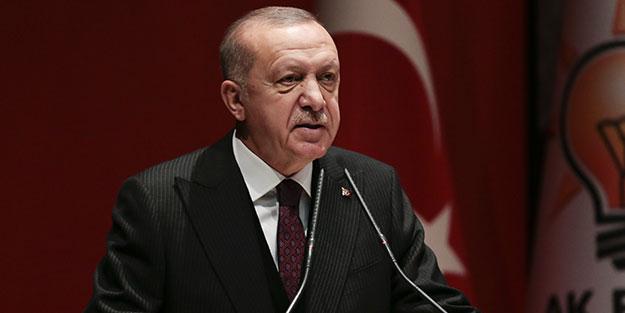 Cumhurbaşkanı Erdoğan'dan Arap ülkelerine sert eleştiri