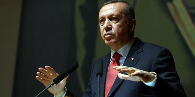 Erdoğan'dan tokat gibi cevap