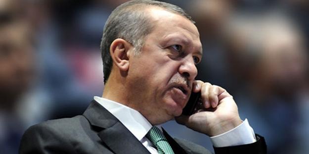Cumhurbaşkanı Erdoğan'dan Bahçeli ve Tuğrul Türkeş'e taziye telefonu