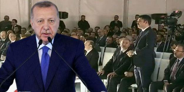 Cumhurbaşkanı Erdoğan'dan Bakan Kurum'a uyarı: Yazılı istiyorum