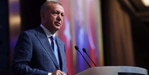 Cumhurbaşkanı Erdoğan'dan Birleşmiş Milletler paylaşımı