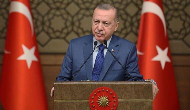 Başkan Erdoğan'dan BM mesajı