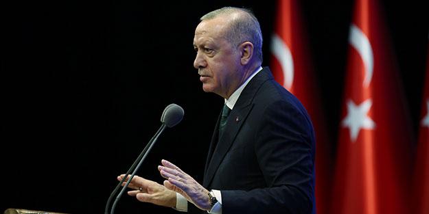 Cumhurbaşkanı Erdoğan'dan çarpıcı çıkış: Evlilik dışı hayat özendiriliyor