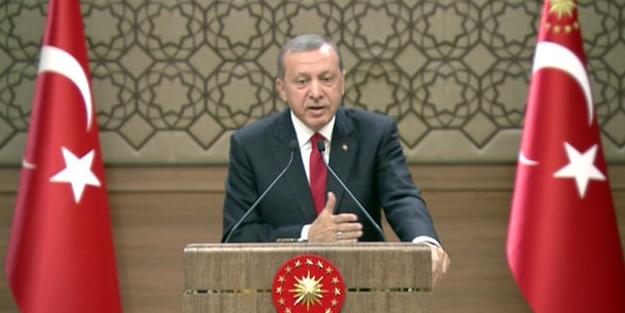Erdoğan'dan Demirtaş'a müthiş benzetme