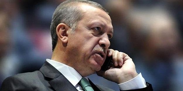 Cumhurbaşkanı Erdoğan'dan Doğu Akdeniz görüşmesi