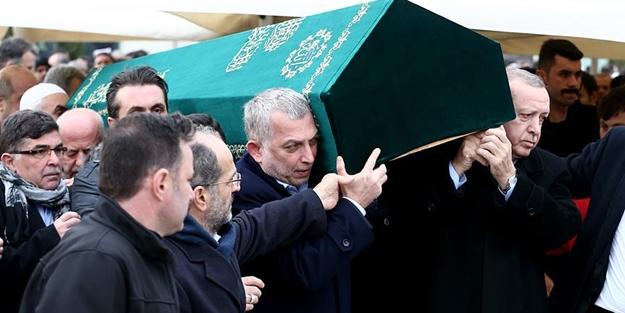 Cumhurbaşkanı Erdoğan'dan eski mesai arkadaşına son görev!