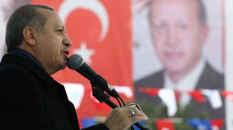 Cumhurbaşkanı Erdoğan'dan Feyzioğlu'na: Benim kapımı çalamazsın