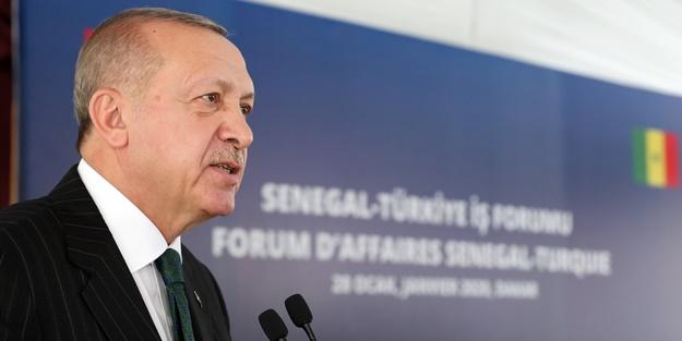 Cumhurbaşkanı Erdoğan'dan flaş Kanal İstanbul ve yerli otomobil mesajı