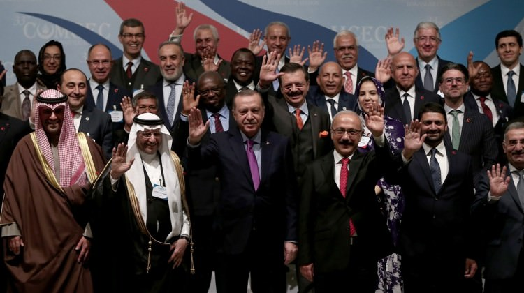Cumhurbaşkanı Erdoğan'dan İslam ülkelerine önemli çağrı
