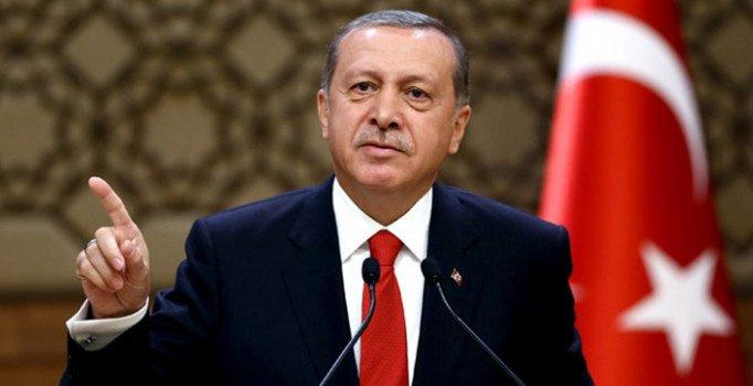 Cumhurbaşkanı Erdoğan'dan İsrail'e ezan uyarısı